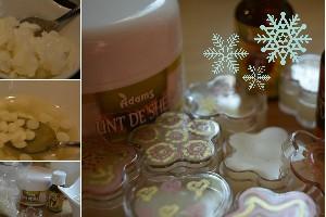 Cadouri de Craciun: balsam de buze handmade!
