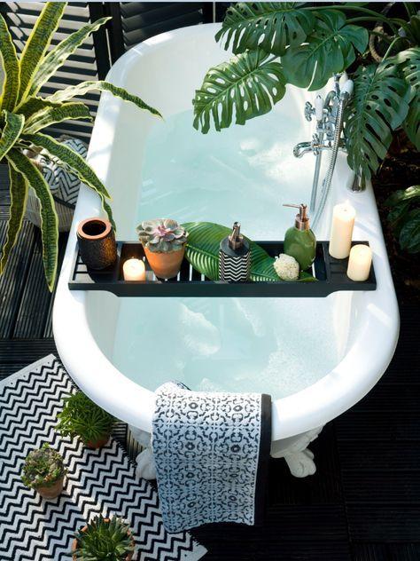 Iata cum poti pregati o baie DETOX cu ghimbir