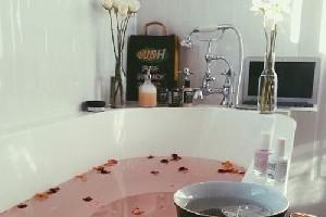 Ingrediente pentru  baia ta (detox si relaxant)!