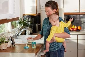 Lapte matern sau lapte praf?