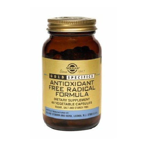 Antioxidant Free Radical Modulators 60cps Solgar