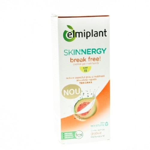 Skinnergy Crema-gel Matifiant Ten Gras 50ml Elmipl