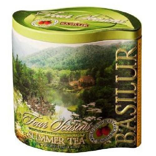 Summer Tea - Four Seasons 125gr Basilur