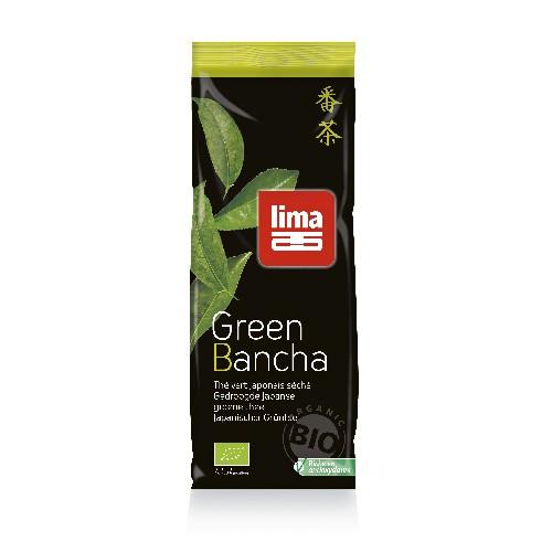 Ceai Verde Japonez Bancha Bio 100gr Lima
