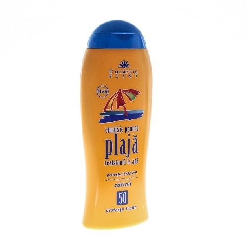 Emulsie Plaja Adulti Spf 50 Cosmetic Plant