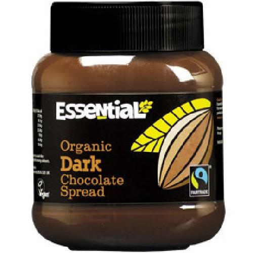 Crema Tartinabila de Ciocolata Dark Bio 400gr Essential