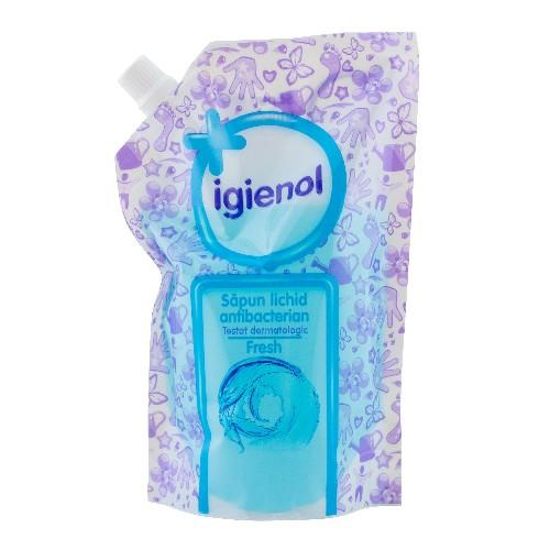Igienol Sapun Lichid Fresh Rezerva 500ml