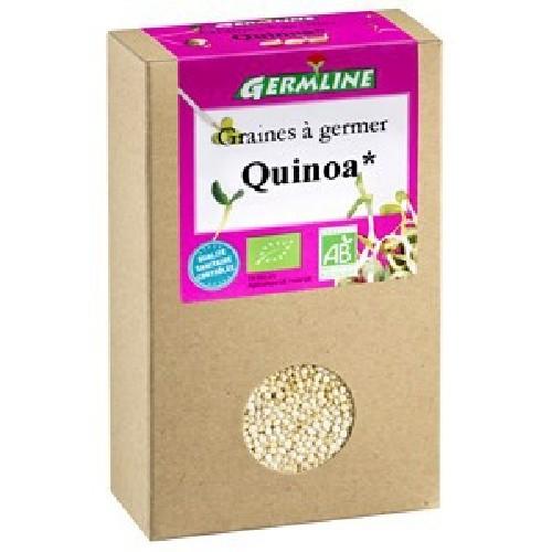 Quinoa Alba pentru Germinat Bio 200gr Germline