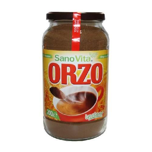 Orzo (orz prajit solubil) 200gr Sanovita