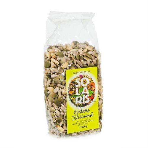 Gustare Delicioasa (amestec de seminte) 150gr Solaris