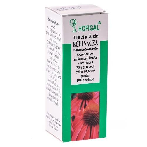 Tinctura Echinaceea 50ml Hofigal