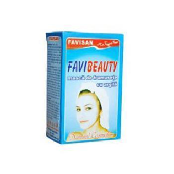 Favi Beauty Argila Masca Favisan