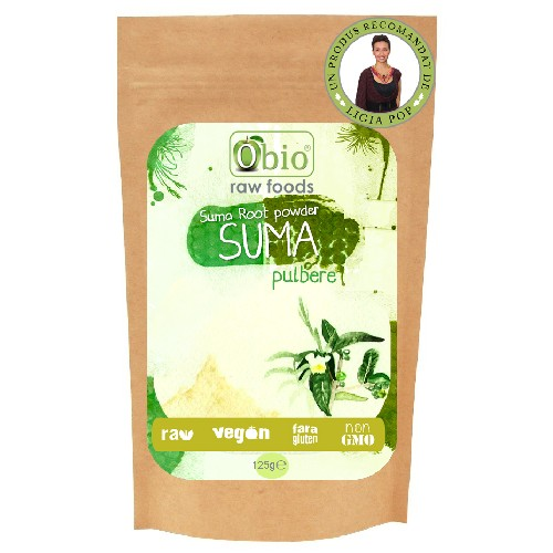 Suma Root Pulbere 125gr Obio
