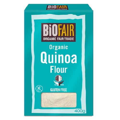 Faina De Quinoa Fara Gluten Bio Fairtrade 400gr Biofair