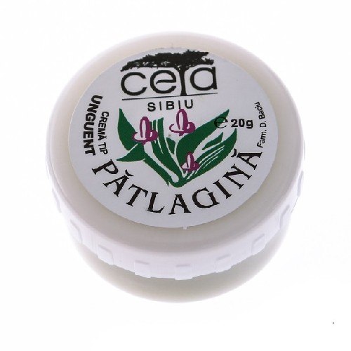 Unguent Patlagina 20gr Ceta