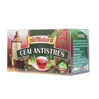 Ceai Antistres 25dz Adserv