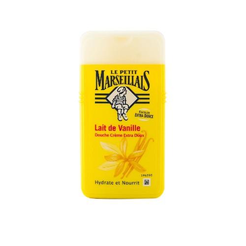 Gel de Dus cu Lapte de Vanilie 250ml Le Petit Marseillais