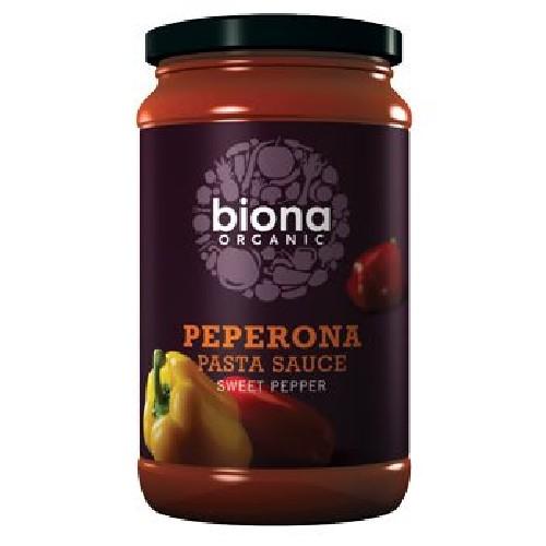 Sos Peperona Pentru Paste Bio 350gr Biona