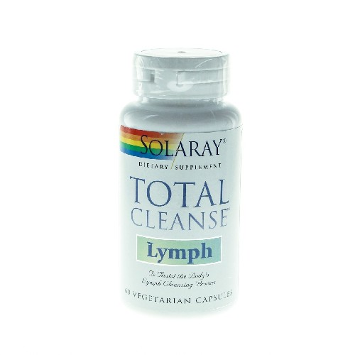Total Cleanse Lymph 60cps Secom