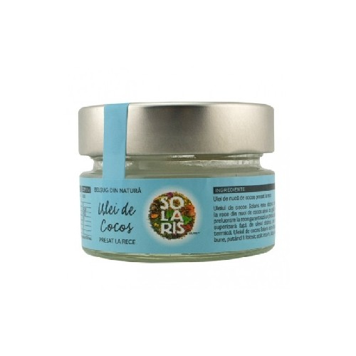 Ulei de Cocos 40ml Solaris