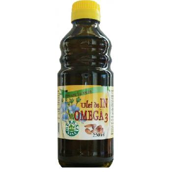 Ulei De In Omega 3 250ml Herbalsana