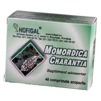 Momordica 40cpr Hofigal