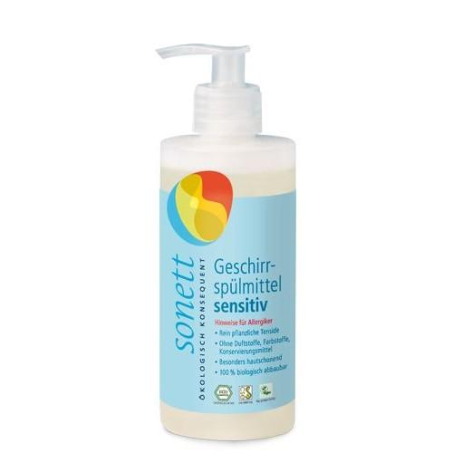 Detergent Ecologic Pentru Spalat Vase Neutru 300ml Sonett