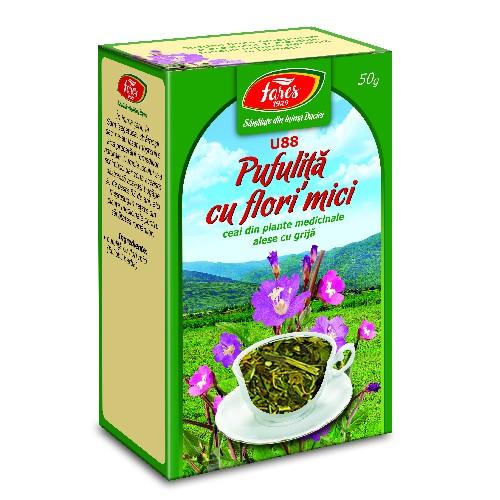 Ceai de Pufulita cu Flori Mici 50gr Fares