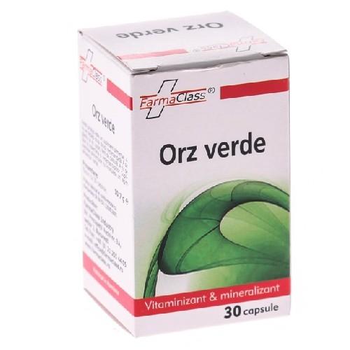 Orz Verde 30cps Farma Class