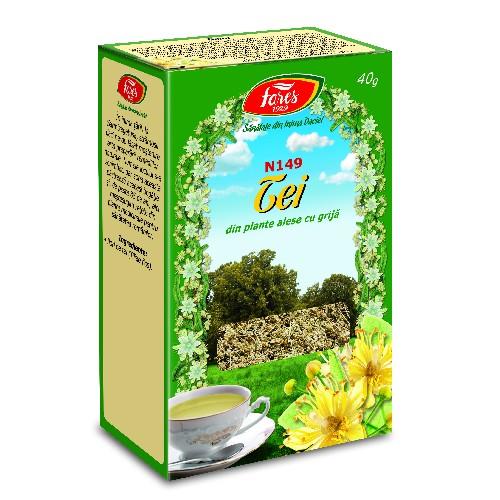 Ceai de Tei 50gr Fares