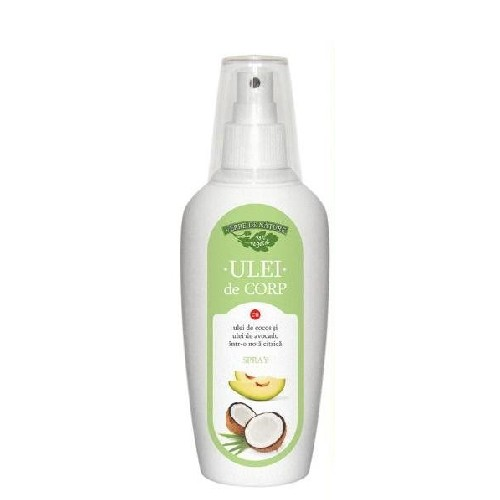 Ulei Corp Spray Cocos&Avocado 200ml Verre de Nature