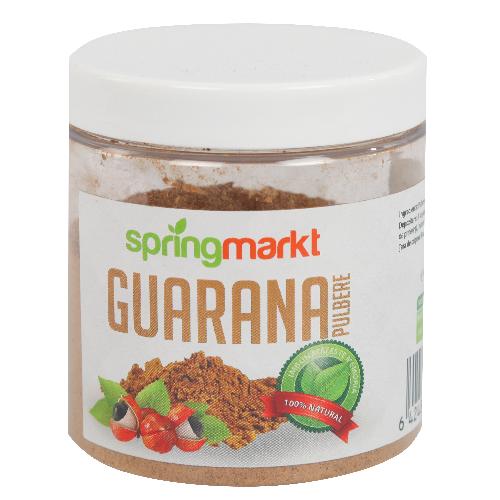 Pulbere de Guarana 100gr Springmarkt
