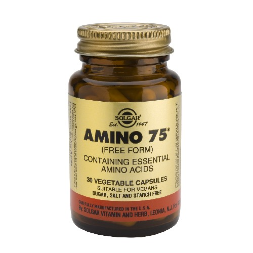 Amino 75 30caps Solgar