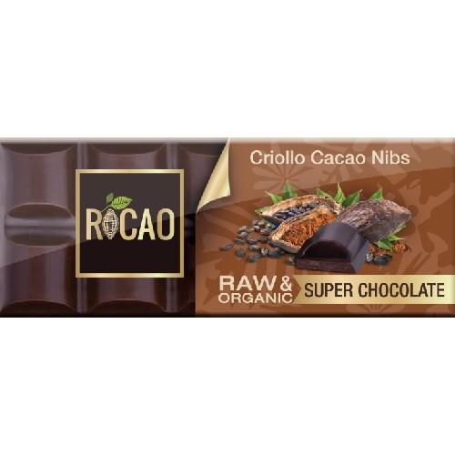 Ciocolata Cu Miez Din Boabe De Cacao Raw Bio 38gr