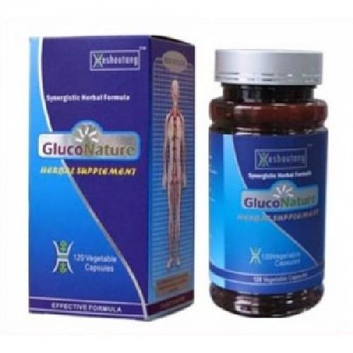 Gluconature Plus 60cps (tratare Diabet tip 1) Darmaplant