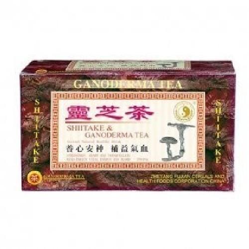 Ceai cu Shiitake & Ganoderma 20plicuri Dr.Chen