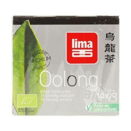 Ceai Verde Japonez Oolong Bio 10plic 15gr Lima