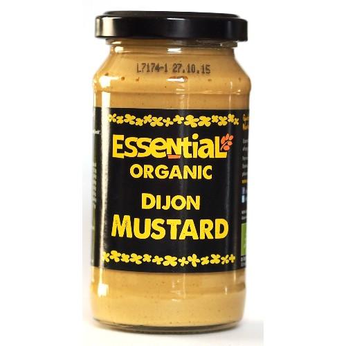 Mustar Dijon Bio 200gr Essential
