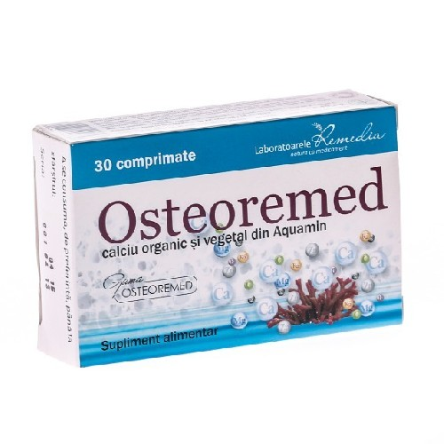 Osteoremed 30cpr Remedia