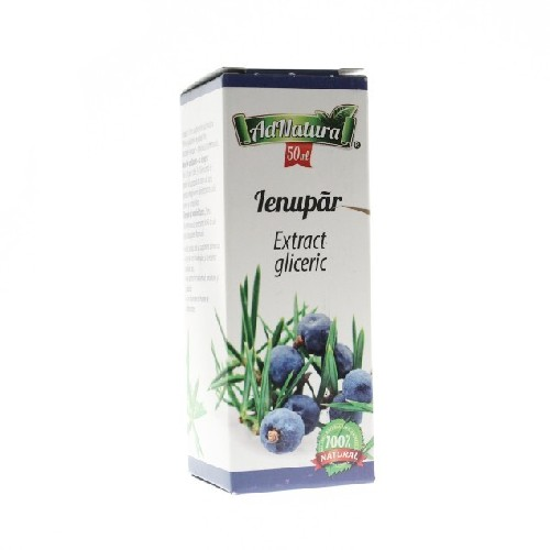 Extract Gliceric Ienupar 50ml Adnatura