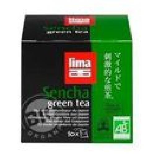 Ceai Verde Japonez Sencha Bio 10Plic 15gr Lima