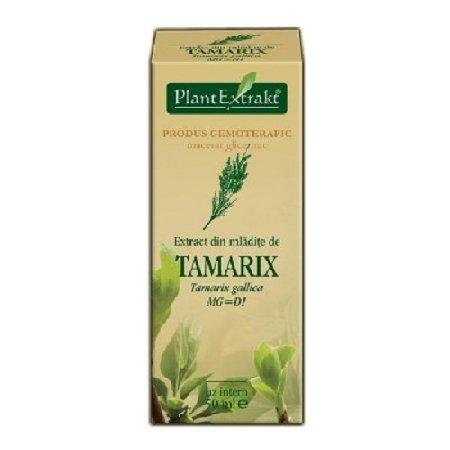 Extract Din Mladite De Tamarix 50ml Plantextrakt
