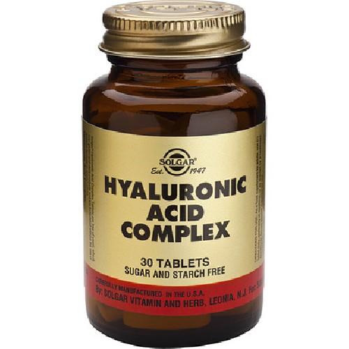 Acid Hialuronic 30tablete Solgar
