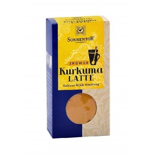 Latte Turmeric cu Ghimbir Eco 60gr Sonnentor