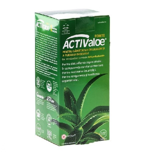 Activ Aloe Forte 500ml Good Days Therapy