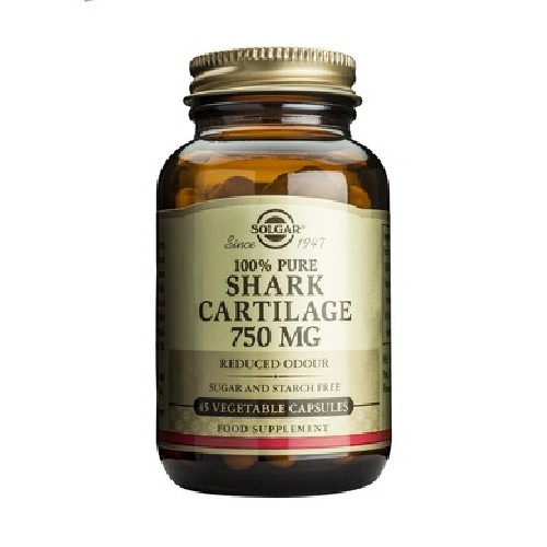 Shark Cartilage 750mg 45cps Solgar