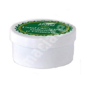 Crema Untul Pamantului Galbenele Si Tataneasa 100g Dorel Plant