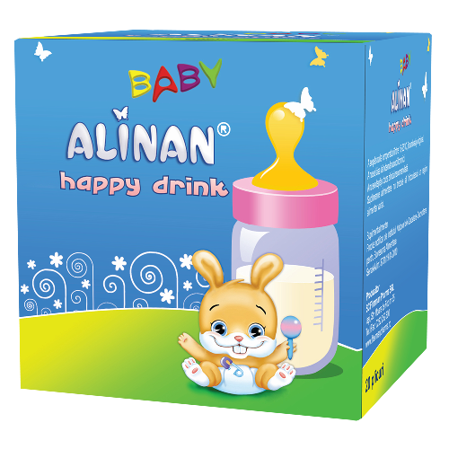 Alinan Happy Drink 20plicuri Fiterman