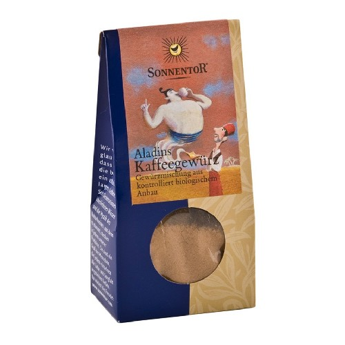 Amestec -Aladdin Ofera Mirodenii- Cafea Eco 25gr Sonnentor