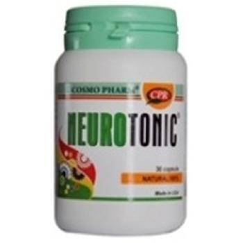 Neurotonic 30cps + Melatonina Cosmopharm